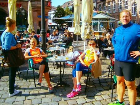 Cafe Lorenzkirche N Ef Bf Bdrnberg